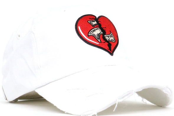 Heart Breaker Dad Hat - ECtrendsetters