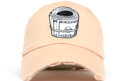 Money Roll Dad Hat - ECtrendsetters