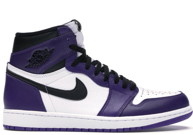 Air Jordan 1 Retro Hyper Purple