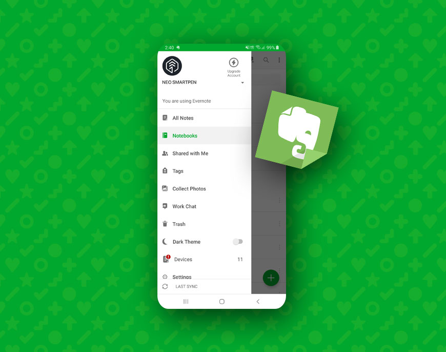 Neo notes app