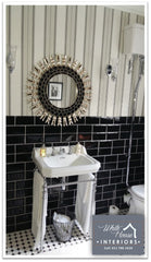 White House Interiors - Interior Design - Bathroom