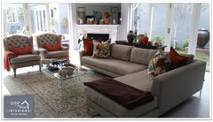 White House Interiors - Interior Design - Living room