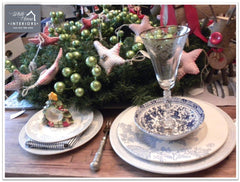 White House Interiors - Table Setting Service