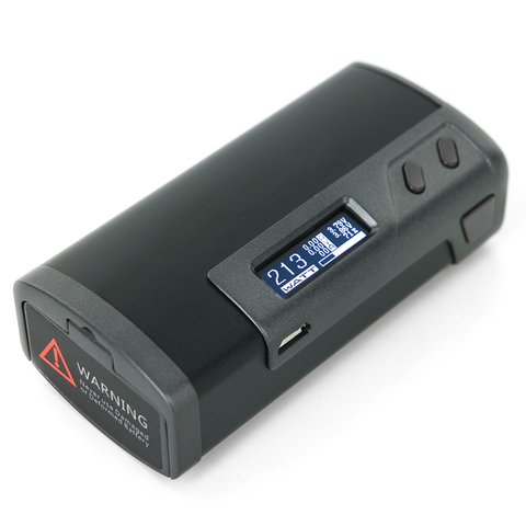 Sigelei Fuchai 213W TC Box Mod / Mods / Status Wholesale & Distribution