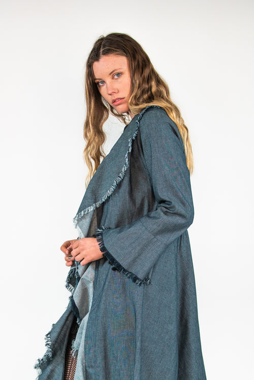 Max Coat - Denim