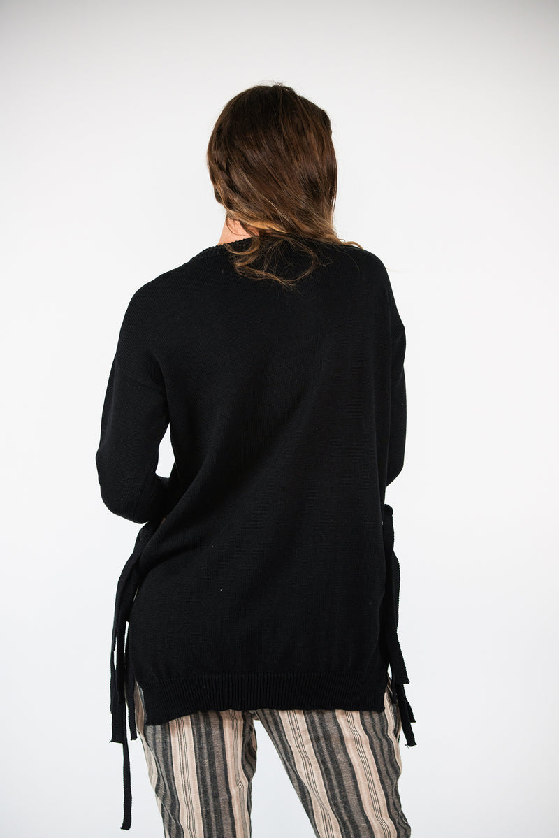 Maude Jumper - Black