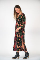 Thelma Tunic - Secret Garden Print