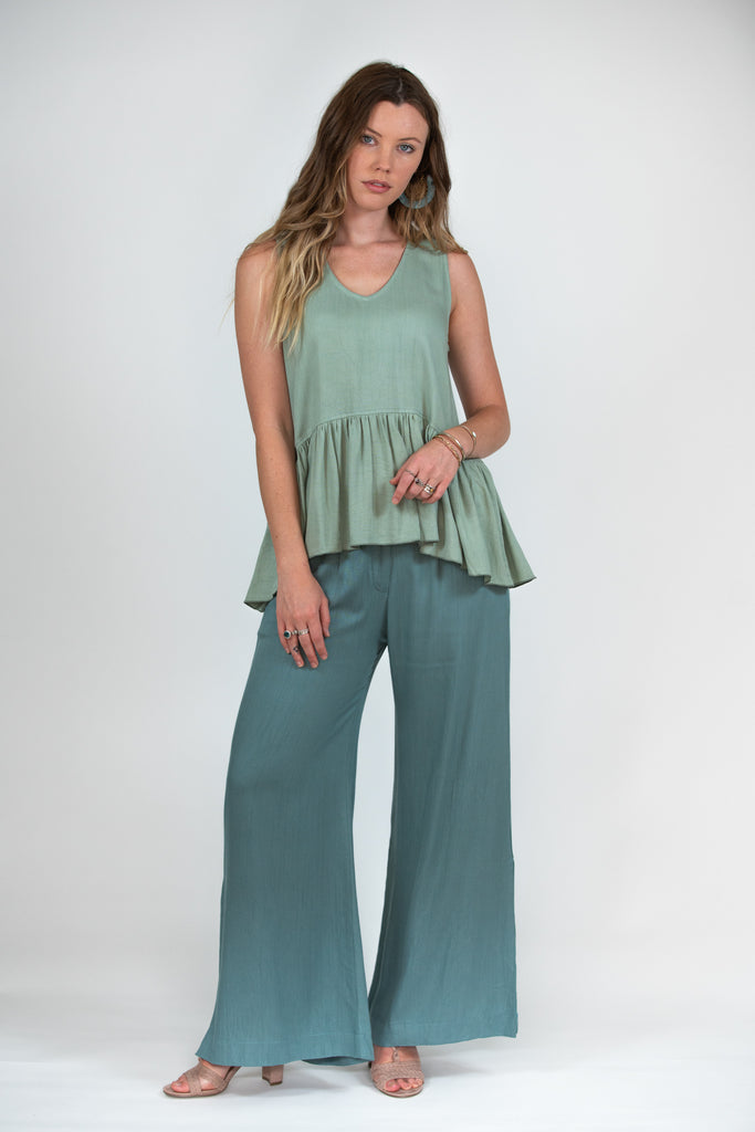 Sadie Top - Mint