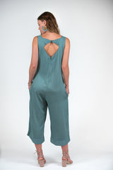 Mistle Jumpsuit - Ocean