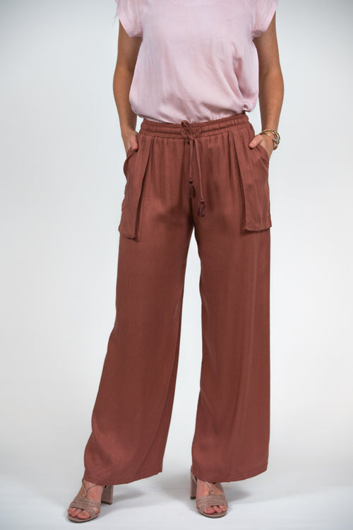 Willow Pant - Sienna