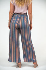 Valerie Pant - Sunset Stripe