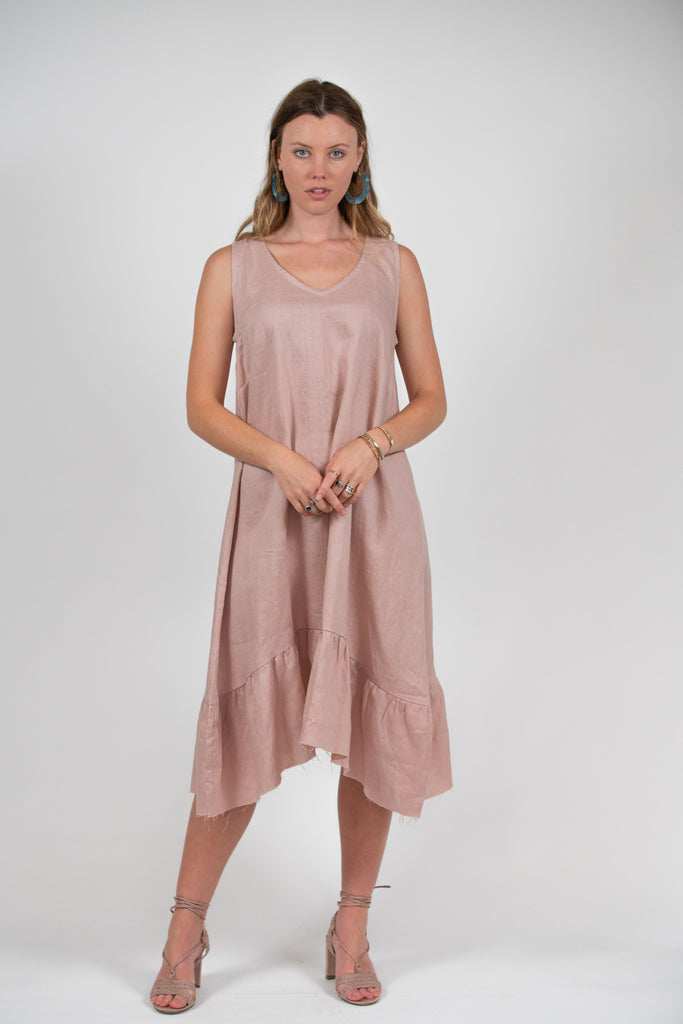 Sadie Dress - WoodRose