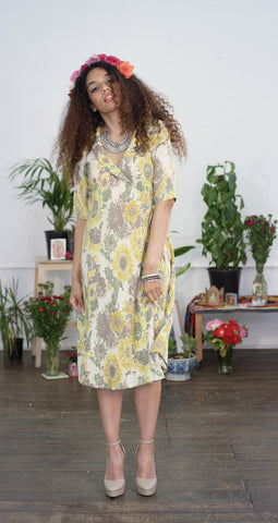 Bewitched Dress - Sunflower