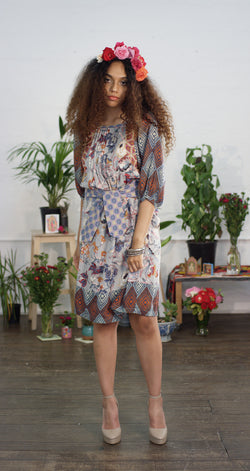 Summer Love Dress - Mixed