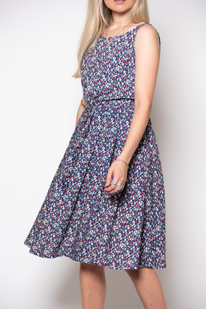 Isabella Dress - Little Floral