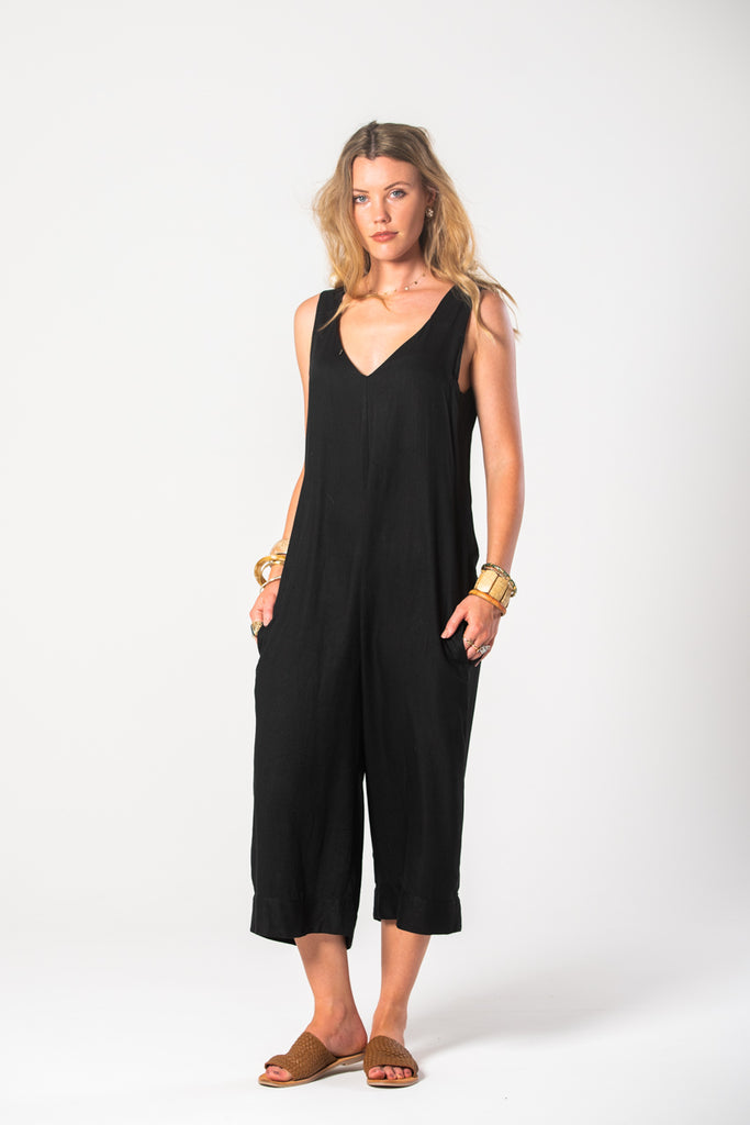 Mistle Jumpsuit - Black