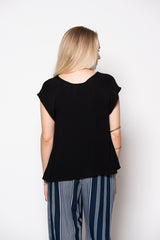 Valerie Top - Black