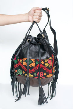 Mexicola Bag - Black