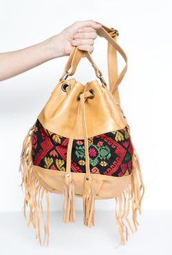 Mexicola Bag - Tan