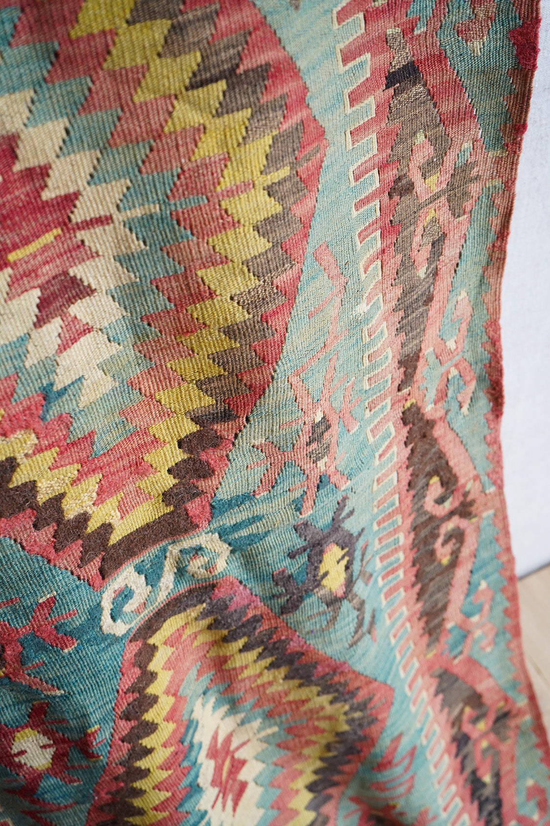 Large Turkish Kilim