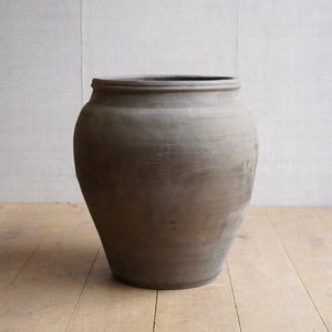 Large Chinese Preserve Pot