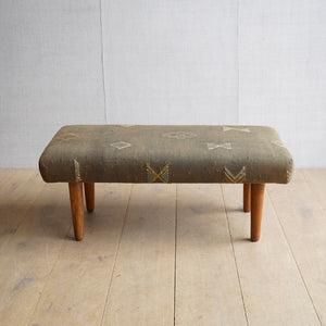 Moroccan Cactus Footstool
