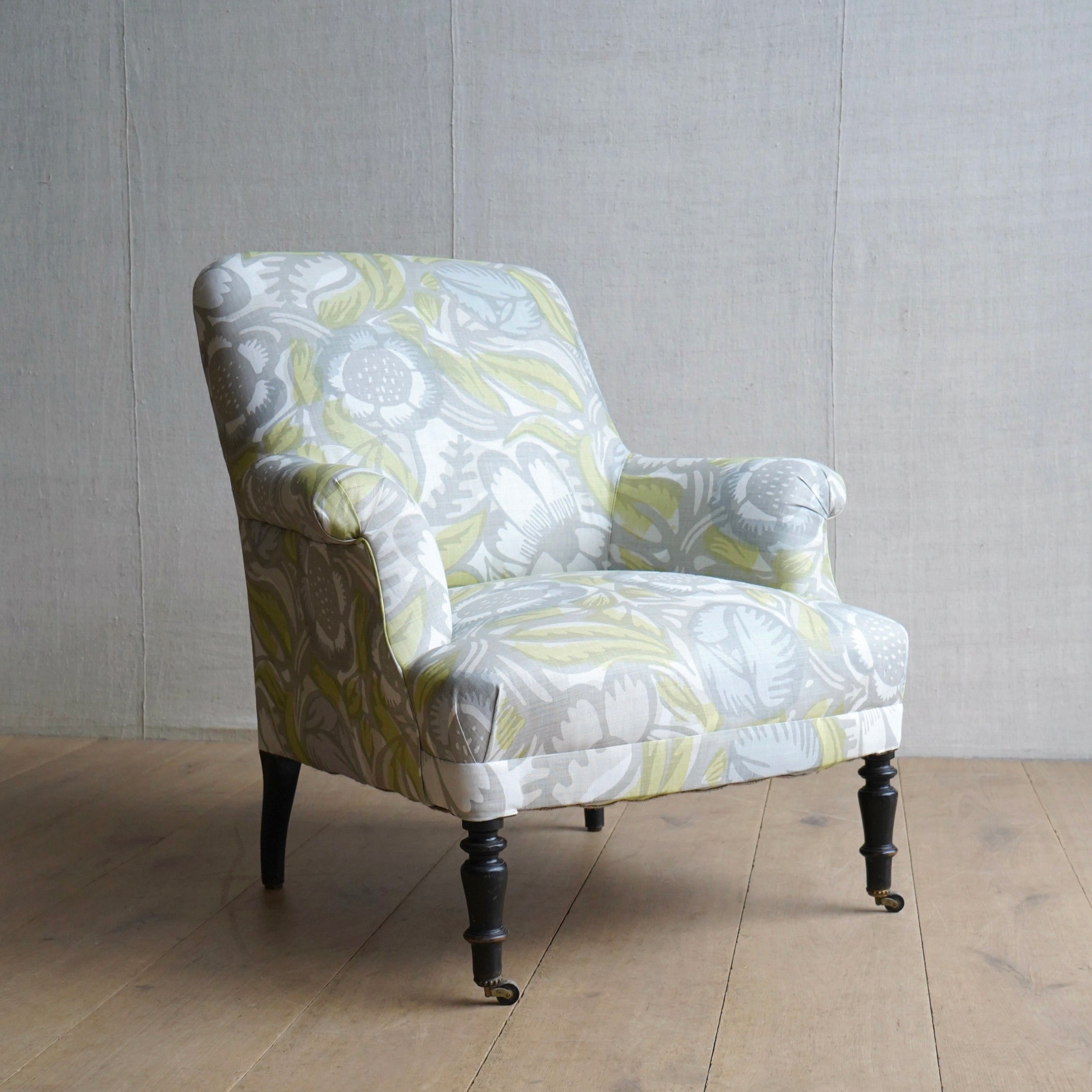 French La Foret Armchair