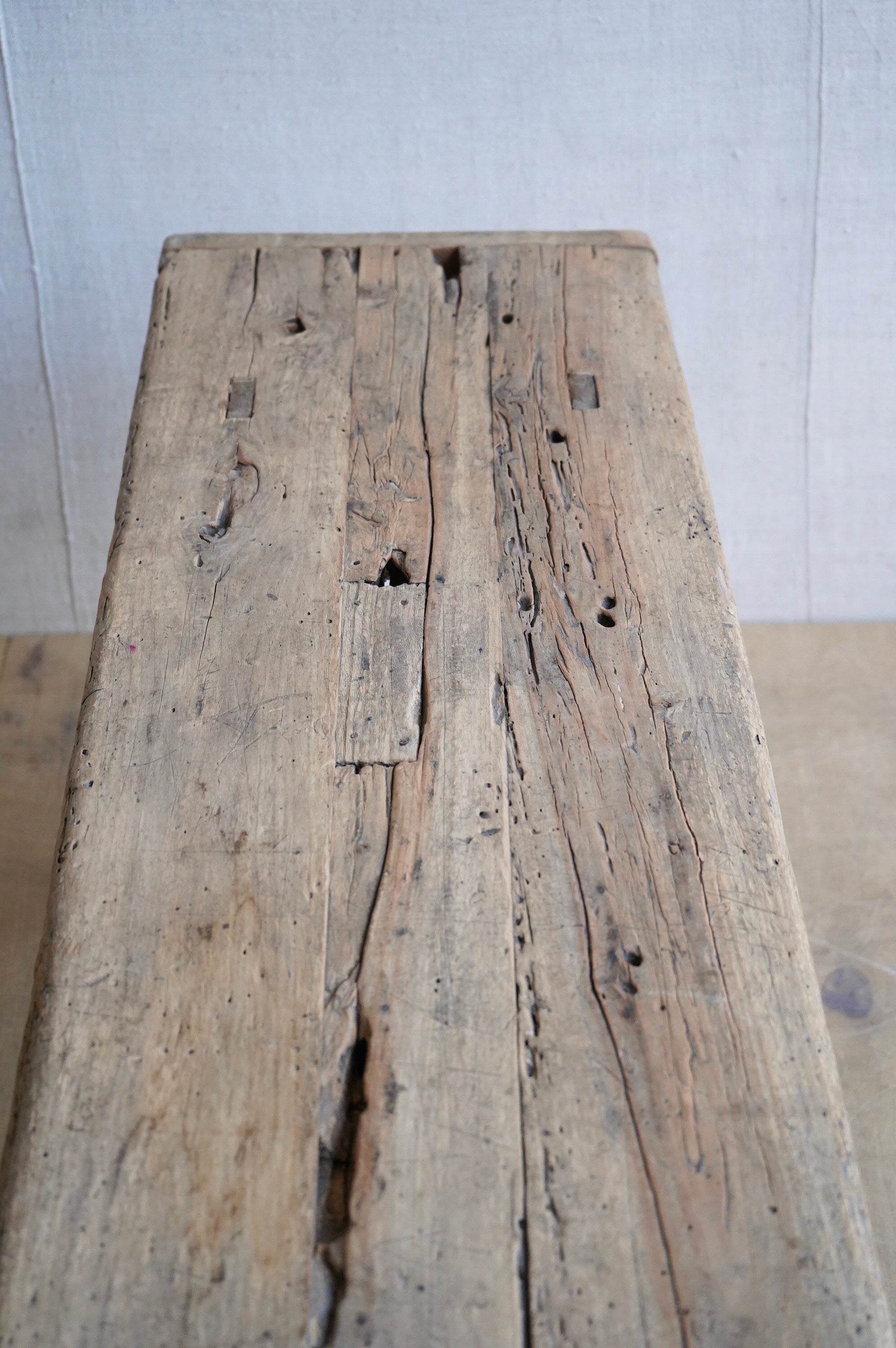 Elm Bench From Shanxi