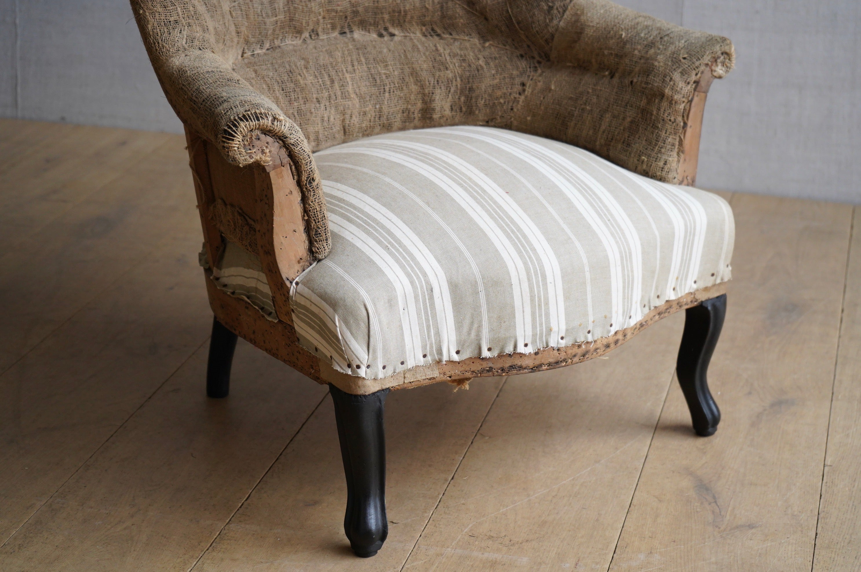 French Tub Chair