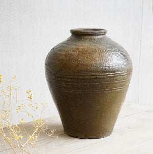 Asian Preserve Pot