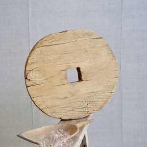 Elm Cart Wheel
