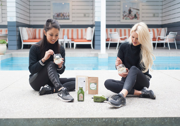 Fit Mixes x Matcha Maiden: Friday Flow Sessions