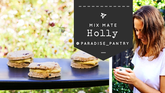 Mix Mate: Holly from @Paradise_Pantry