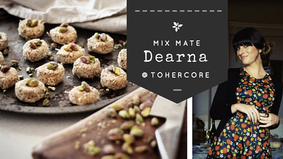 Mix Mate: Dearna from @ToHerCore