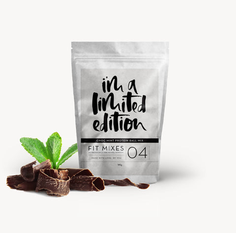 LIMITED EDITION: Choc Mint Protein Ball Mix - Fit Mixes