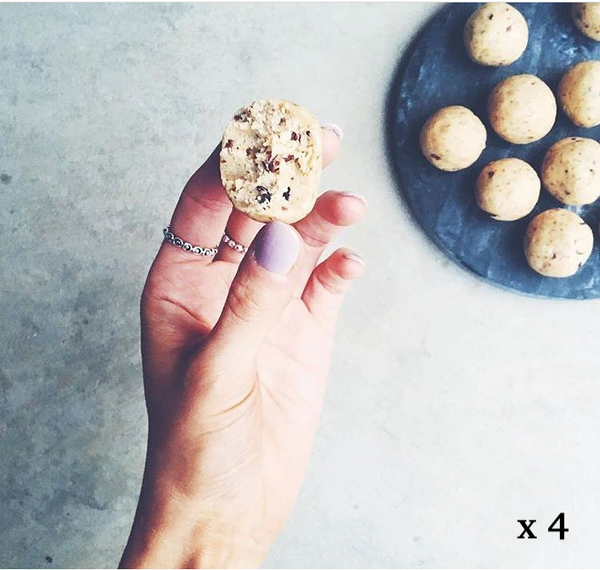 Pack of 4 | Cookie Dough Protein Ball Mix