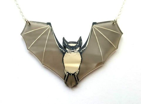 Pipistrelle Bat Necklace