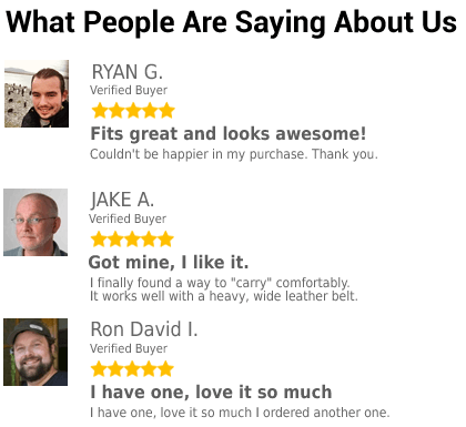 What people are saying about us
