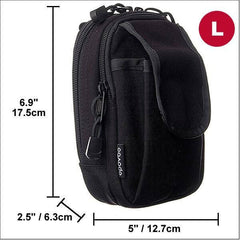 696267514ed9 Concealed Carry Belt Pouch