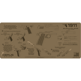 1911 Bushingless & Bull Barrel Instructional ProMat