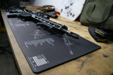 AR-15 Schematic Rifle ProMat