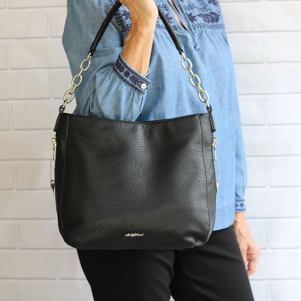 Ashley Concealed Carry Hobo Purse