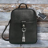 Concealed Carry Woman Backpack