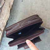 Concealed Carry Leather Belt Pouch