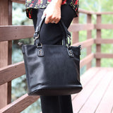 Ella Concealed Carry Braided Tote