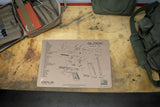 GLOCK GEN 3 1 2 GUN CLEANING BENCH MAT COYOTE TAN