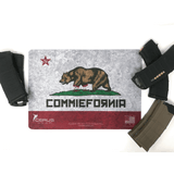 COMMIEFORNIA: NO RIGHT TO BEAR ARMS HANDGUN PROMAT