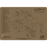Ruger LCP II® Schematic ProMat