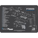 SIG SAUER® P365 SCHEMATIC PROMAT - SAME DAY SHIPPING
