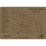 Walther® PPQ® Schematic ProMat